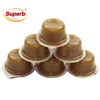 candy Flavor Brown chocolate pudding jelly pudding