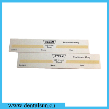 chemical indicator strips for steam sterilization medical