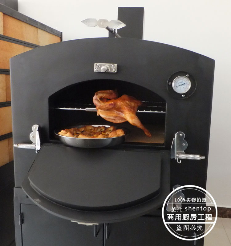 Shentop Stj H3 Largest Commercial Wood Fired Pizza Oven
