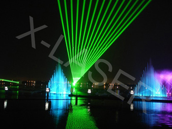 hot sale 10w single green waterproof laser light 40kpps ip 63 high power outdoor - Laser Projector Christmas Lights