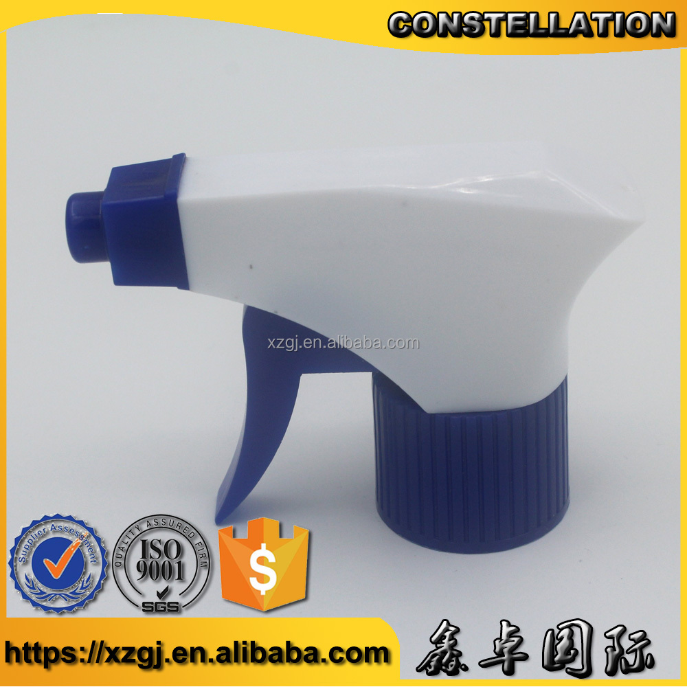 alibaba china free samples !liquid trigger sprayer plastic foam trigger pump 28/410 plastic spray nozzles glass cleaner trigger