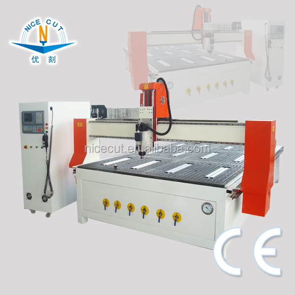 NC-R2030 Woodworking CNC Router Door, table, chair furniture, coffin making machine CE ISO certification