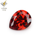 Hot sale upcera zirconia block sand stone 925 silver ring with clear zircon in china