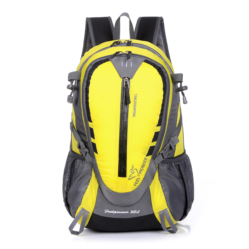 2015 High Quanlity 32L Men's Backpack Waterproof Nylon Outdoor Backpack Hiking Bags Camping Sports Cycling men's travel bags
