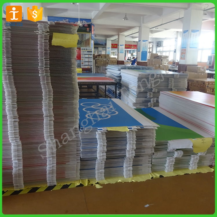 PP hollow board with printing Supplier and Factory Shanghai Tongjie