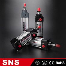 SNS SC Series Double/Single Action Aluminium Pneumatic Air Cylinder