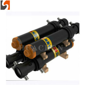 telescopic hydraulic cylinder used for dump truck made in China