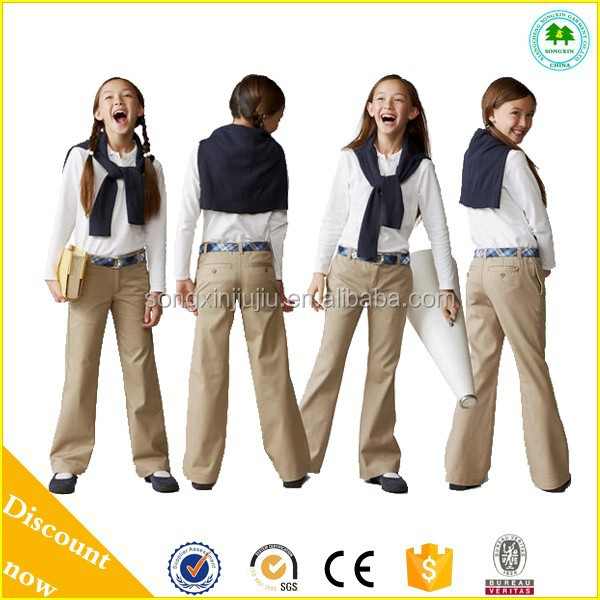 2015 New Fashion student uniform, school uniform, school uniform design