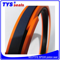 oil seal ptfe spgw hydraulic parts for excavator directly from factory with a full line of specification