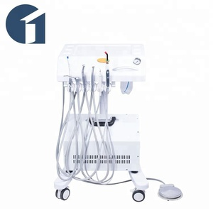 Portable dental unit dental chair/Mobile dental chair/portable Dental Cart