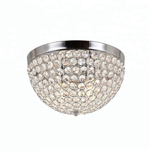 Interior decoration modern ceiling lamp with 3 lights