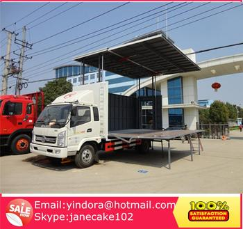 Stage Area 24cubic Meters Mini Mobile Stage Truck - Buy Stage Truck,Mobile  Stage Truck,Mini Mobile Stage Truck Product on Alibaba com