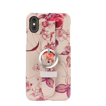 huge discount c29e2 f63d6 Shengo New Design Trending Products 2018 Oem Fashion Kickstand Two Mobile  Phones Leather Case For Iphone X - Buy Two Mobile Phones Leather ...