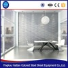 China New price 3D Board Lightweight 3D PVC Material Walls Paneling Lowes Cheap PVC bathroom interior wall decorative panel