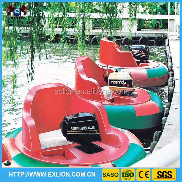 Hot-selling inflatable water aqua pool bumper boat for sale