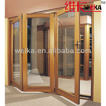 good aluminum soundproof folding doors