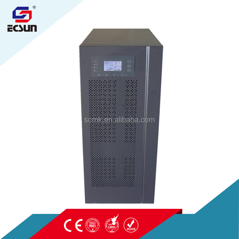 Ture manufacturer high voltage ups high frequency transformer 10 Kva on line ups