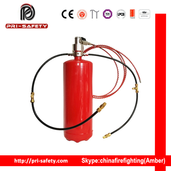 Automatic FM 200 Gas Fire Fighting Extintor Suppression System