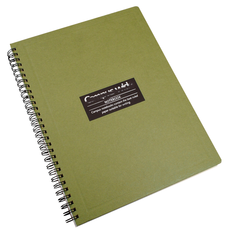 Promotional Gifts Custom A5 Diary School Paper Spiral Notebook
