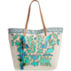 Online Shopping Lilly Pulitzer Embroidered Canvas Tote Bag