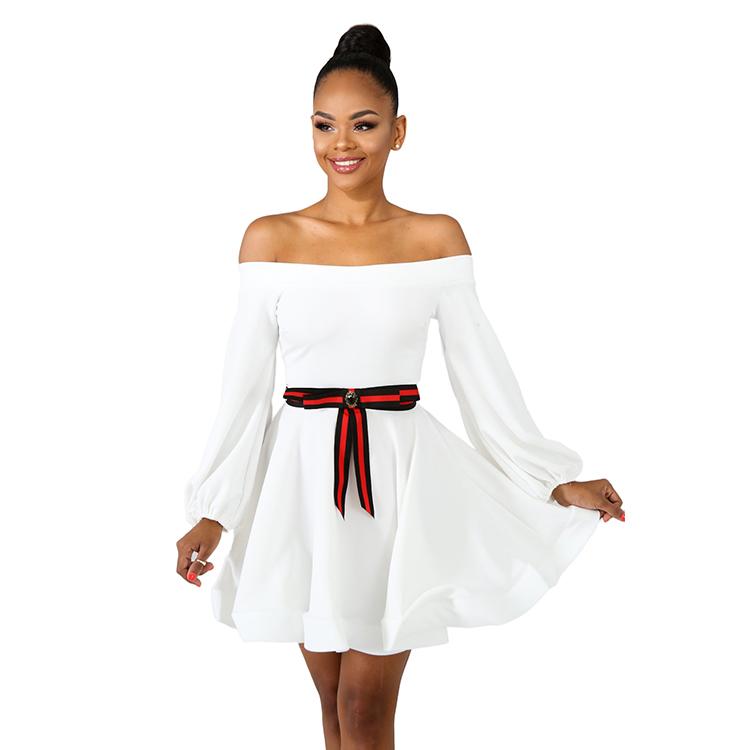 Venta Al Por Mayor Vestido Strapless Corto Blanco Compre
