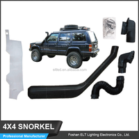 4 Wheel Vehicle 85-95 XJ/Liberty Snorkel Kit For Jeep Grand Cherokee