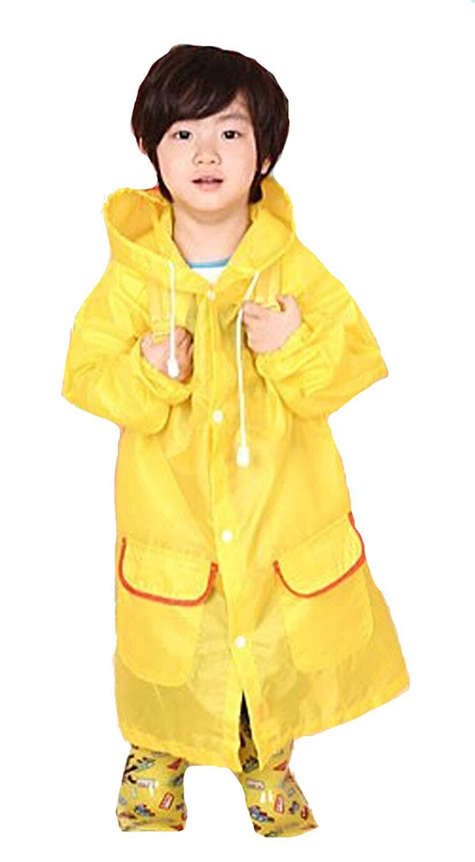 393636921 Cheap Toddler Yellow Raincoat