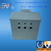 Leading sheet metal fabrication manufacturer wall mount switch enclosure