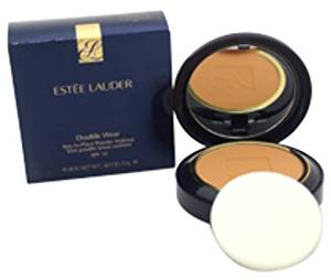 Estee Lauder - Double Wear Stay-In-Place Powder Makeup SPF 10 - # C0 Sandalwood (6W1) (0.42 oz.) 1 pcs sku# 1900738MA