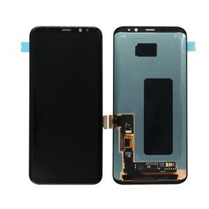 OEM Pull OLED LCD display For Samsung Galaxy s8plus G955F G955U