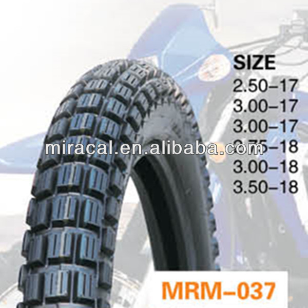 China motorcycle rear tyre 2.50-17