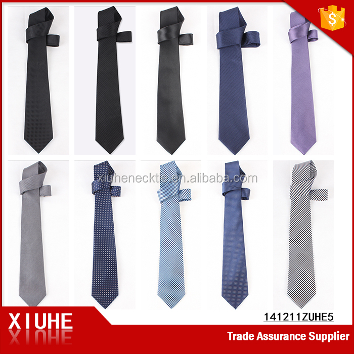 Latest new products handmade silk neck ties for men