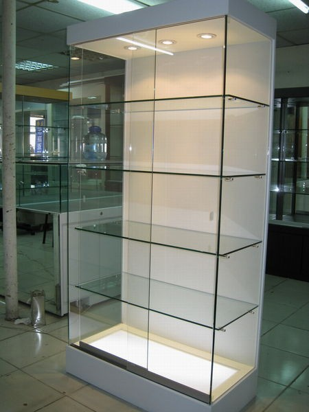 glass display cabinet retail glass jewelry display stand for buy jewelry 15831
