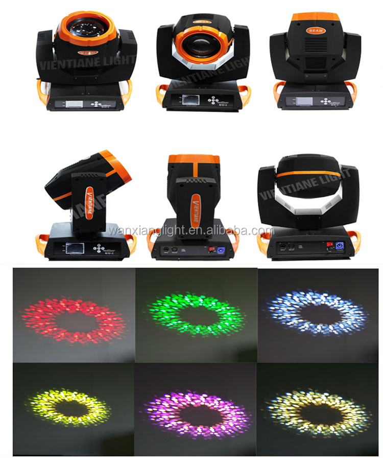 promotion Light Clay Paky 230W  7R  Moving Head Light