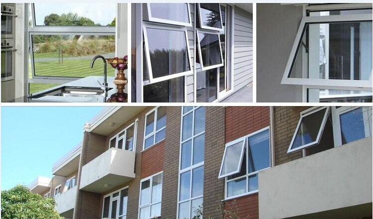 Ebahouse Aluminum Residential Windows Standard Size Window ...