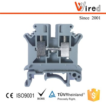 Electric motor terminal block 6mm2 wired wjht 6 800v for Electric motor terminal blocks