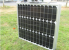 High Quality 90w mono solar panels,portable solar energy air conditioner