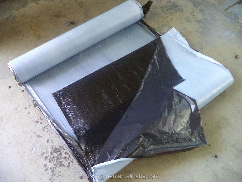 Synthetic Roofing Felt Self Adhesive Bitumen Waterproof