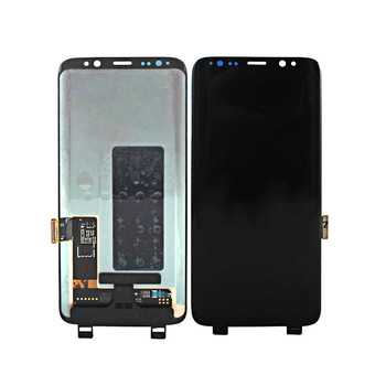For Samsung Galaxy s8 lcd,touch screen digitizer for Pantalla para s8