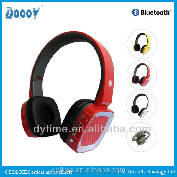 D430 fm radio wireless headset mp3 bluetooth headphone