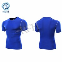 Dropshipping sports clothing wholesale athletic wear gym t shirt design