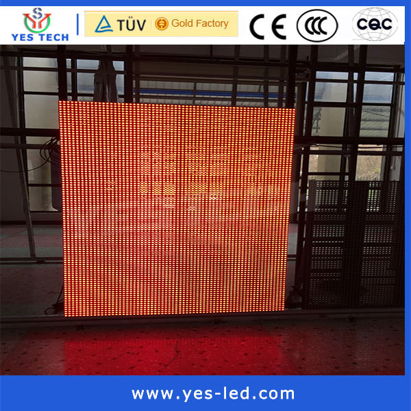 high protection stock clearance led display p20 support video play 14 factory provide