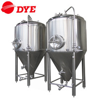 304 stainless steel conial 30bbl fermenter