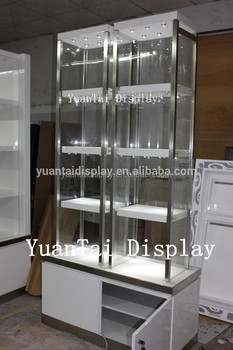 Wall Jewelry Display Unit For Sale/ Advertising Display Units