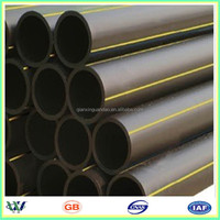 2 inch natural gas pipe/underground plastic gas pipe