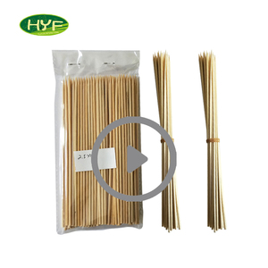 Time Limit Promotion Different Sizes Hardness Barbecue Round Bamboo Sticks For Kites