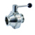 Sanitary Stainless Steel Tricamp Butterfly-Type Ball Valve