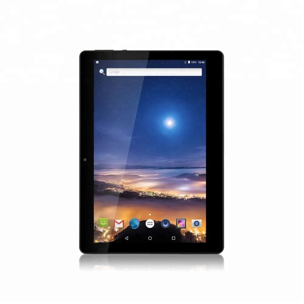 10.1 pulgadas MTK6753 octa Core Tablet PC 4G LTE 1920*1200 Ram 2 GB ROM 32G Android 7.0 tabletas