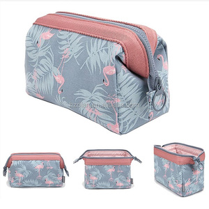 Makeup Bag/Travel Cosmetic Bags/Brush Pouch Toiletry Kit Fashion Women Jewelry Organizer