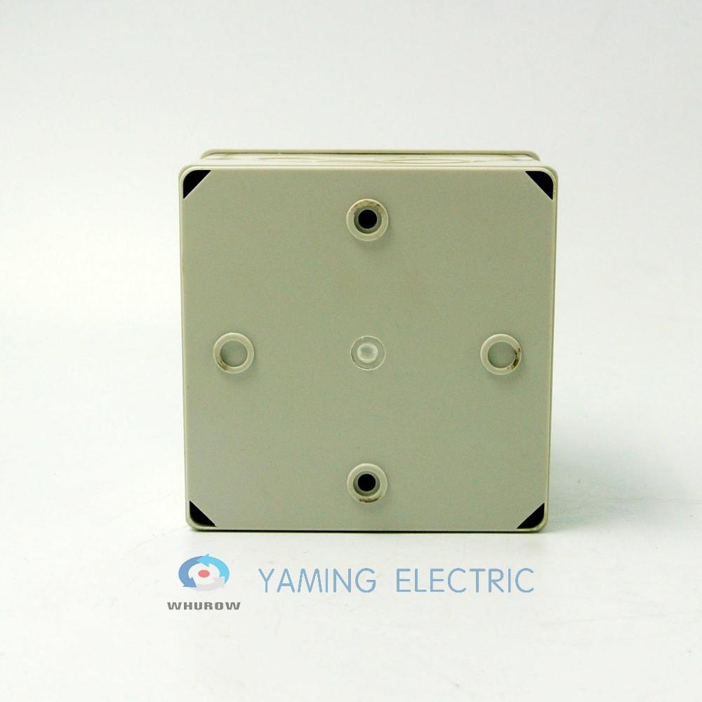 Yaming elektrische YMW26-63/1 Mt Umschaltung cam hauptschalter knopf ...